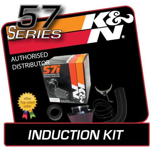 K/&N 57-0637 Performance Intake Kit