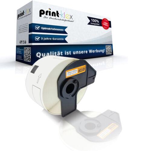 Office Plus Serie Alternative Etiketten Rolle für Brother P Touch-QL-720-NW DK