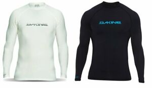 Dakine Heavy Duty Snug Fit Lycra Rashguard Surfshirt Badeshirt Strandshirt Longs