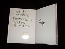 Find It in Everything by Drew Barrymore (2014, Hardcover)