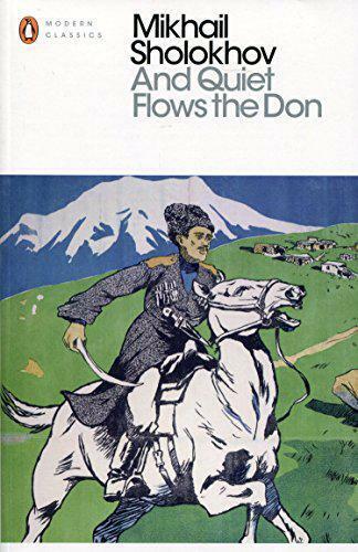 Quiet Flux The Don (Penguin Modern Classics) Par Sholokhov, Mikhail, Neuf Boo