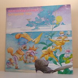 33-tours-Raymond-FAU-Vinyl-LP-12-034-ENFANFRELUCHES-3-Enfants-RAINBOW-1083