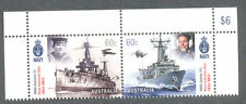 Australia-Royal Australian Navy set (2011)-3604/5-Military-mnh