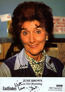 June-Brown-Eastenders-Signed-Autographed-Photo-Print