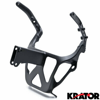 Black Upper Stay Cowl Bracket Fairing Bracket For Compatible with Suzuki GSXR 600 2001-2003// Suzuki GSXR 750 2000-2003// Suzuki GSXR 1000 2001-2002 NBX