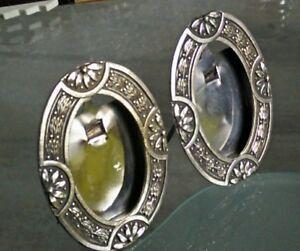 Ancien-cadre-photo-Art-deco-En-metal-argente-photo-Frame-antique