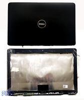 Dell Inspiron 1545 Lcd Back Cover & Front Bezel J454m M685j Black Combo