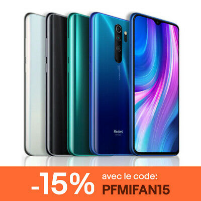 Xiaomi Redmi Note 8 Pro 6Go 128Go Smartphone 64MP NFC Global Version 4500mAh