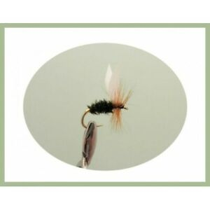 Dry-Truite-Mouches-12-Pack-cocher-Dry-Fly-mixte-12-14-16-Fishing-Flies