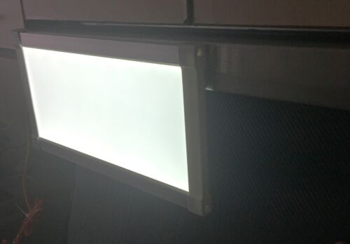 White LED 12V Interior Strip Lamp Light Caravan Motorhome Camper Yacht Boat 10W