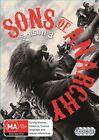Sons Of Anarchy : Season 3 (DVD, 2012, 4-Disc Set)