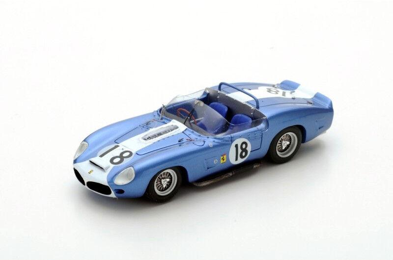 Mira Smart 1 43 Ferrari 250 Tri TR61 Le Mans 1962 réplica de resina lslm 045