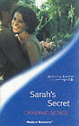 Sarah's Secret by Catherine George (Paperback, 2002)