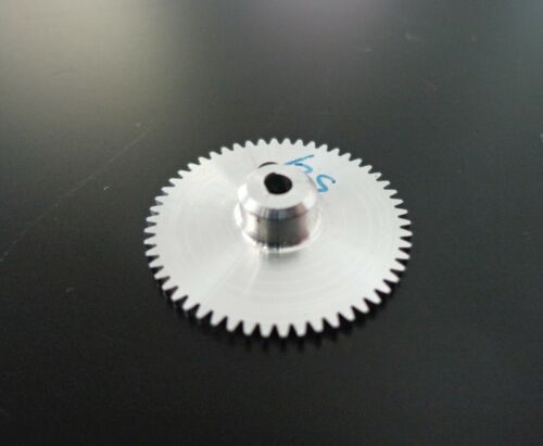 Sonic 58 Tooth 64 Pitch Metal Spur Gear