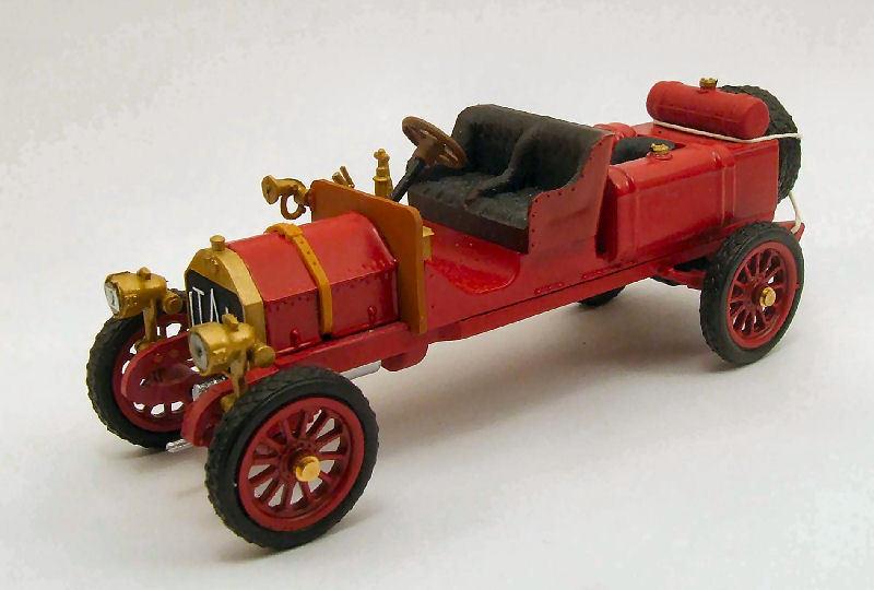 Itala 1907 rojo 1 43 Model RIO4305 RIO