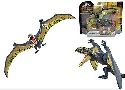 Jurassic World mussaurus Attack Pack 2020 Action Figure Playset Mattel GMP74