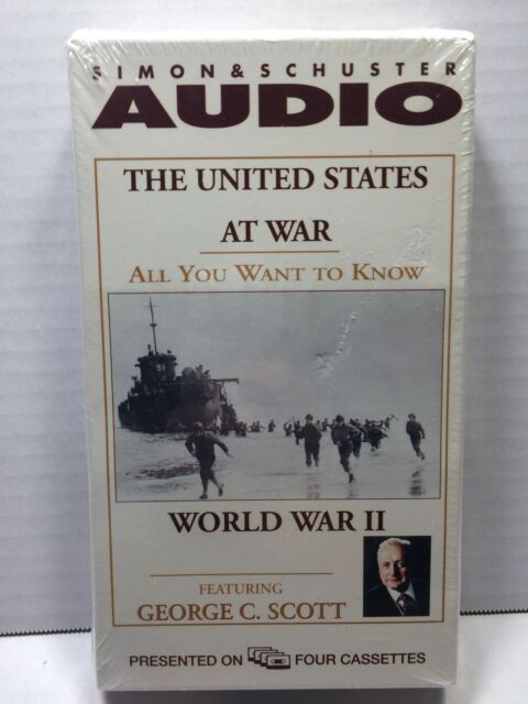 All You Want to Know: The United States at War : World War II: George C. Scott