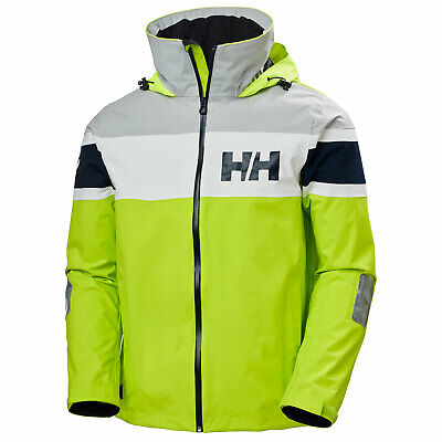 Helly Hansen Salt Flag Men/'s Jacket 33909//597 Navy NEW