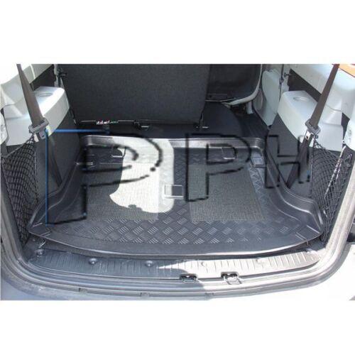 Trunk Mat Dacia Logan MCV 7-Sitze protector maletero tapis coffre vasca baule