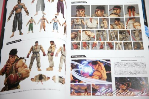3-7 DaysHow to Make Capcom Fighting Characters Street Fighter V Art Book