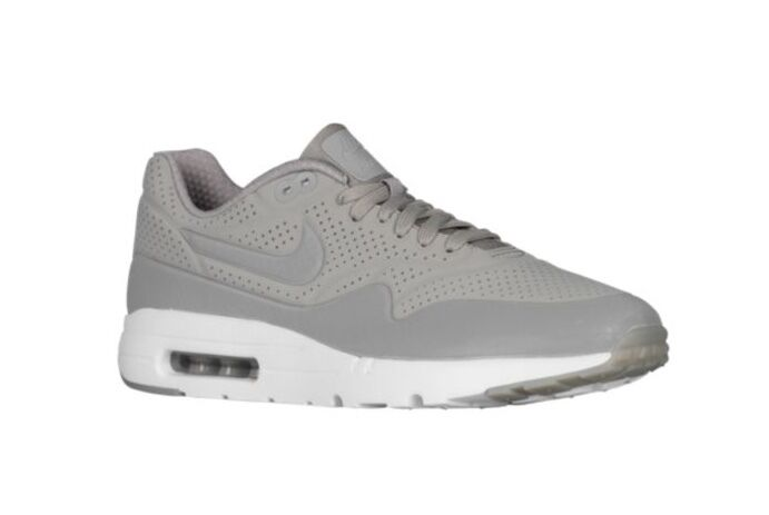 NEW Men's Nike Air Max 1 Ultra Shoes Size: 6 Color: Gray