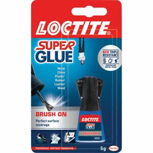 Loctite-Super-Glue-Facile-Brosse-sur-Spreadable-Applicateur-5g-Bouteille-Etanche