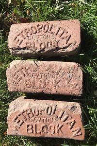 OH Antique Paver Metropolitan Block Canton