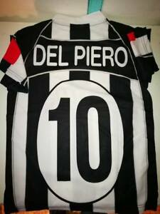 new arrival 0a1f5 6a32a Details about JUVENTUS 27° shield Jersey EPL CHILD FASTWEB DEL PIERO SIZE  10-12 YEARS