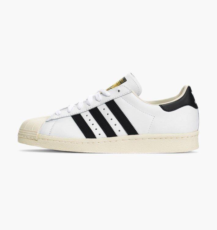 Nuevo Para hombres adidas Superstar 80s Athletic Tenis de Moda [G61070]