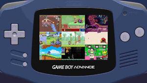 Plein de Jeux Gameboy Advance