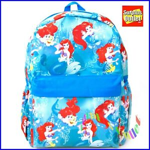 eb8abedfce1 Disney Princess Backpack the little Mermaid Ariel 16