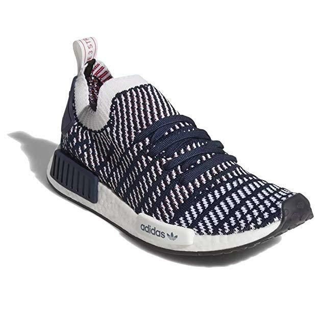 Adidas Men's Originals NMD_R1 STLT Primeknit shoes D96821