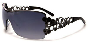 Designer-DG-Eyewear-Bubble-Shades-Women-039-s-Fashion-Sunglasses-Black-Brown-White