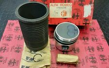 CANNA E PISTONE ALFA ROMEO 75 90 2.4 TD MOTORE VM COD 60742178 - 60734788