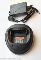 Rapid Quick Charger 4 Motorola Cp040 Cp160 Cp180 Cp340 Cp360 Cp380 Gp3138 Gp3688