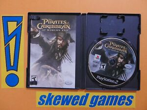 Pirates-Of-The-Caribbean-At-Worlds-End-cib-PS2-PlayStation-2-Sony