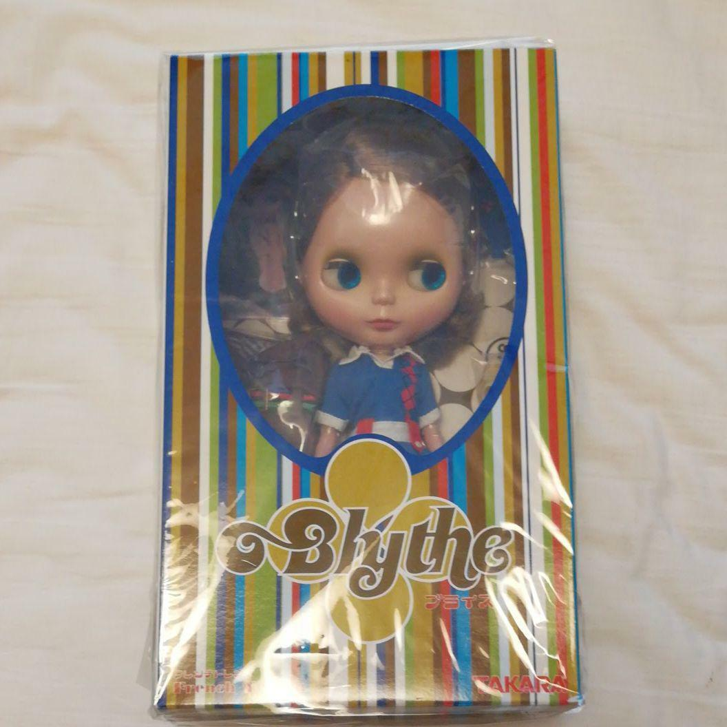 New Unused  Neo Blythe French Trench Doll From Japan F S