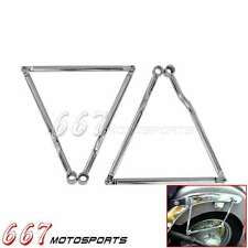 Saddle bag Support Bars Mounts Bracket For Kawasaki Vulcan VN800 Classic&VN900