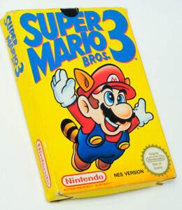 Super Mario Bros 3 Completo Con Caja Y Manual Nintendo Entertainment sistema..