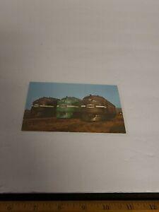 Vintage Postcard Train Locomotive New York Central System Unposted #412
