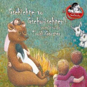 TRUDI-Gerster-gschichte-vo-gschwusterli-CD-NUOVO