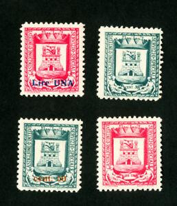 San-Marino-Stamps-4V-VF-OG-NH