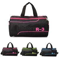 New Women's Men's Gym Sports Hand Bag Training Duffle Tote Travel Shoulder Bag