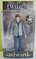 "Twilight Edward Cullen w/ Crest Collectible Action Figure 7"" Sealed in Package"