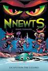 Escape from the Lizzarks (Nnewts #1) by Doug TenNapel (Hardback, 2015)