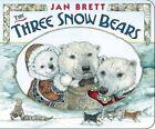The Three Snow Bears by Jan Brett (Board book, 2013)