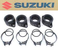 Suzuki Intake Manifold Insulator Boots GS750 GS850 GS1000 E L G (See Notes)#E89