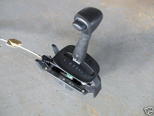 Automatik Schaltung VW Sharan Galaxy Leder Knauf