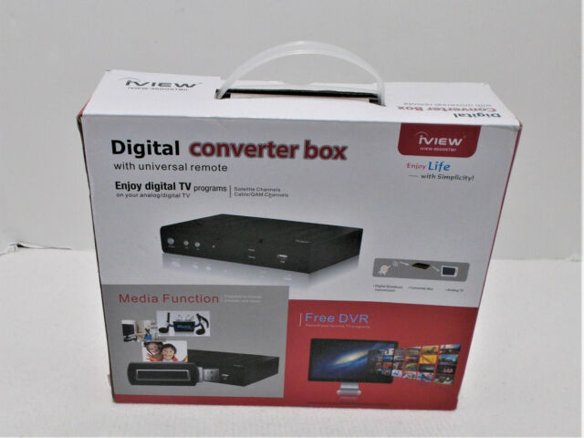 iView 3500-STBII Digital to Analog Converter