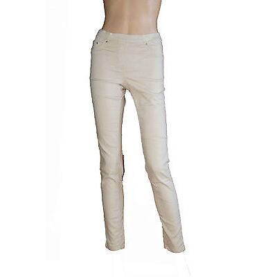 Womens H&M Trousers Slim Skinny Jeggings Ladies BLACK STONE KHAKI jeans 4-18
